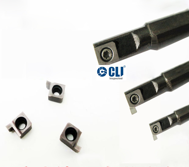 6GR 7GR 8GR 9GR 15GR for Inner Internal Grooving Inserts -CLiLY Replace TOSHIBA.