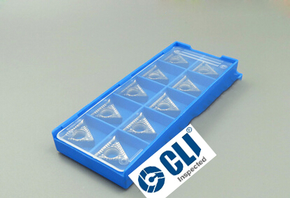 TCGT 16T304 TK-CLiRM Inserts for Aluminium Turning