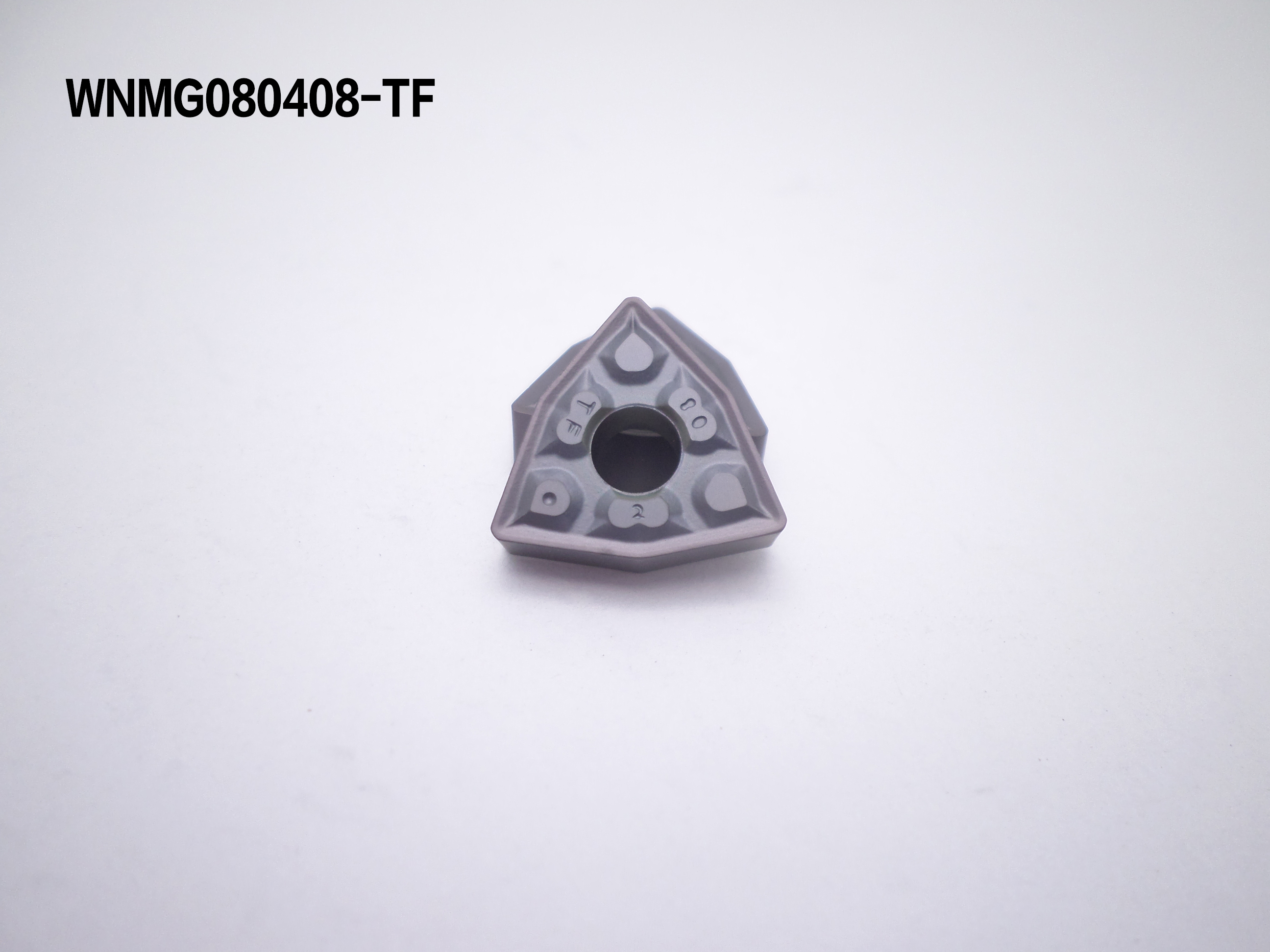 7 Degree Positive Clearance Angle 0.015 Corner Radius 3//32 Thickness Ultra-Dex WCMT 1.51.51 UD51 80 Degree Trigon Insert UD51 Grade Pack of 10 0.187 Inscribe Circle Size