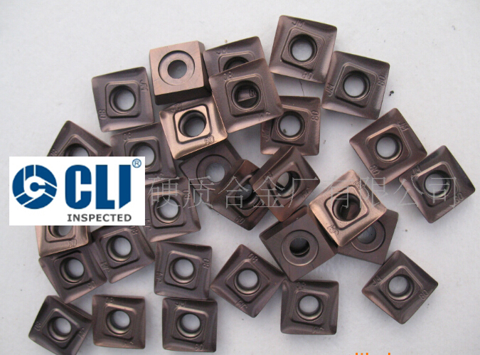 SDKT 120408 Milling Inserts – CYP Series